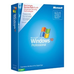 Windows XP Pro With SP3 Key + Download